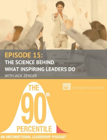 The 90th Percentile- Episode. 15 Inspiring Leader