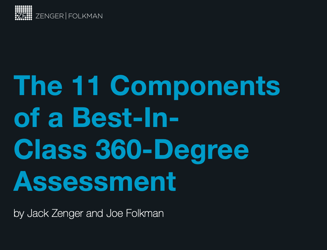 white paper image11 components of Best in Class 360 assessment