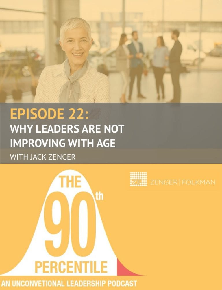 The 90th Percentile- Episode 22- Leadership and Age