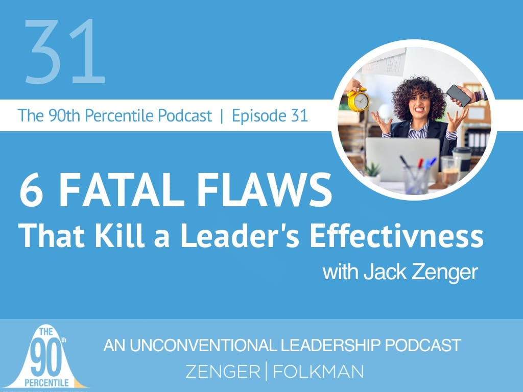 90th Percentile episode 31 fatal flaws