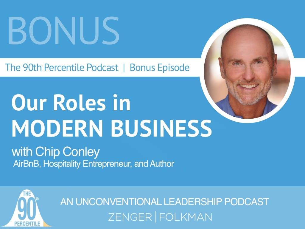 90th Percentile Chip Conley Modern Business