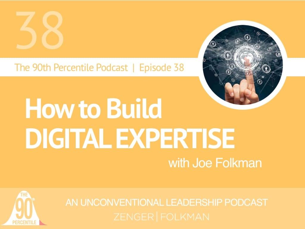 90th percentile 38 digital expertise