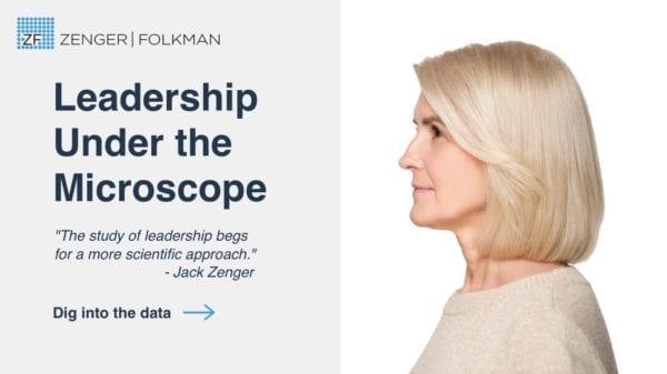 Ad leadership under the microscope