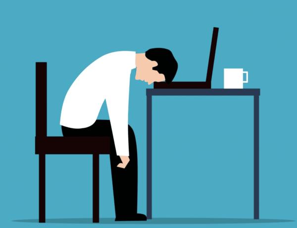 Overwhelmed Employees